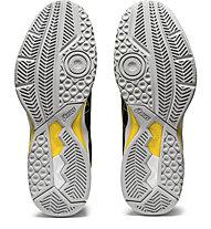 Asics Gel-Rocket 9 M - scarpe pallavolo - uomo, Black/Yellow