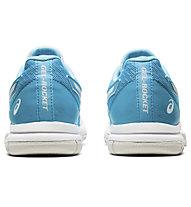 Asics Gel-Rocket 9 W - scarpa pallavolo - donna, Light Blue/White