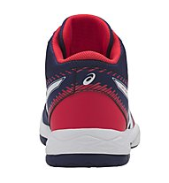 Asics Gel-Task (MT) M - scarpe da ginnastica pallavolo - uomo, Blue/Red
