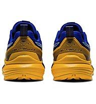 Asics GEL-Trabuco 9 - Trailrunningschuh - Herren, Blue/Yellow