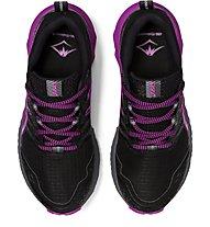 Asics GEL-Trabuco 9 GTX - scarpe trail running - donna, Black/Violet