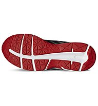 Asics Gel Contend 3 Neutral-Laufschuh, Black/Red