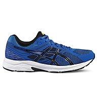 Asics Gel Contend 3 - scarpe running, Blue/Black