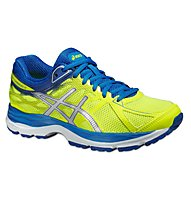 Asics GEL - Cumulus 17 GS - Kinder Laufschuh, Yellow/Blue