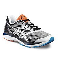 Asics Gel Cumulus 18 Neutral-Laufschuh, White/Grey