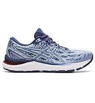 Asics Gel Cumulus 23 - scarpe running neutre - donna, Blue/Violet