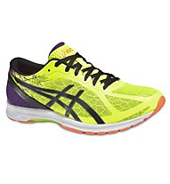 Asics Gel DS Racer 11 - Laufschuhe, Yellow/Black