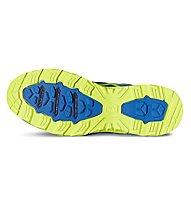 Asics GEL-Fuji Trabuco 5 Trailrunningschuh - Herren, Blue/Yellow
