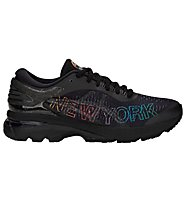 Asics GEL-Kayano 25 NYC W - scarpe running stabili - donna, Black