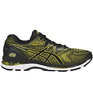 Asics GEL Nimbus 20 - scarpe running neutre - uomo, Yellow/Black