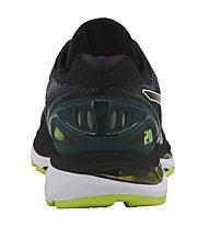 Asics GEL Nimbus 20 - scarpe running neutre - uomo, Black/Yellow