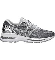 Asics GEL Nimbus 20 W Platinum - Neutral-Laufschuh - Damen