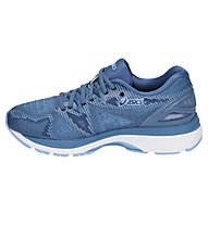 Asics GEL Nimbus 20 W - Neutral-Laufschuh - Damen, Light Blue/White