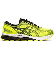 Asics GEL Nimbus 21 - scarpe running neutre - uomo, Yellow