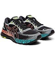 Asics Gel Nimbus 21 LS - scarpe running neutre - donna, Black