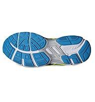 Asics Gel Pulse 7 GS scarpa running bambino, Light Blue/Yellow