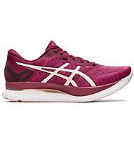 Asics GlideRide - Laufschuhe Natural Running - Damen, Pink