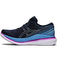 Asics GlideRide 2 - scarpe running neutre - donna, Blue/Pink
