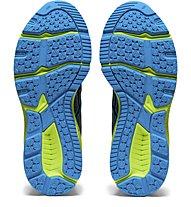 Asics GT-1000 10 GS - scarpe running stabili - bambino, Blue/Green