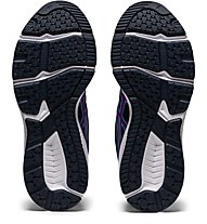 Asics GT-1000 10 GS - scarpe running stabili - bambino, Dark Blue/Violet