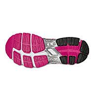 Asics GT-1000 4 - scarpa da ginnastica donna, White/Azalea/Black