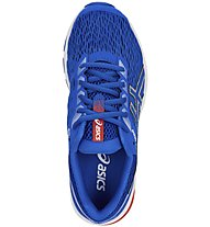 Asics GT-1000 7 GS - scarpe running neutre - bambino, Light Blue/Red