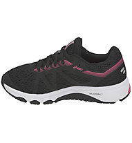 Asics GT-1000 7 GS Girl - scarpe running neutre - bambina, Black/Pink