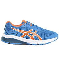Asics GT-1000 8 GS - scarpe running neutre - bambino, Blue