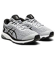 Asics GT-1000 9 GS - scarpe running stabili - bambino, Grey/Black