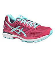 Asics GT-2000 4 - scarpe running stabili - donna, Pink/Turquoise