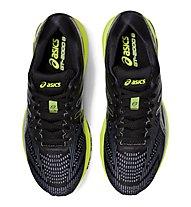 Asics GT-2000 8 - scarpe running stabili - uomo, Black/Yellow