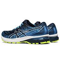 Asics GT-2000 9 Knit - scarpe running stabili - uomo, Blue/Light Blue