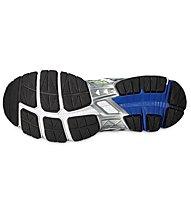 Asics GT 1000 3 - scarpa running, Neon Green/White/Blue
