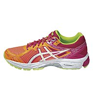 Asics GT 1000 3 - Laufschuh Damen, Orange/Pink