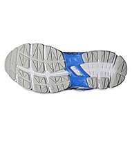 Asics GT 1000 4 GS scarpa running bambino, Blue/White