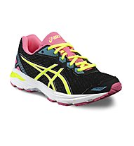Asics GT 1000 5 GS - Kinder-Laufschuhe, Black/Yellow