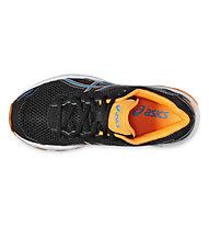 Asics GT 1000 5 GS - Kinder-Laufschuhe, Black/Blue