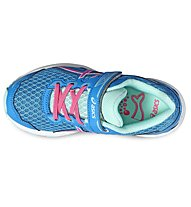 Asics GT 1000 5 PS Runningschuh Kinder, Blue/Pink