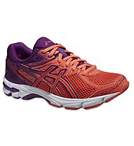 Asics GT-1000 3 GS - Scarpe Running Stabili, Light Red/Purple
