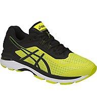 Asics GT 2000 6 - scarpe running stabili - uomo, Yellow/Black