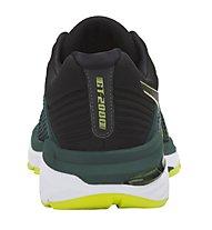Asics GT 2000 6 - scarpe running stabili - uomo, Green/Black