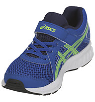 Asics Jolt 2 PS - Laufschuh Neutral - Kinder, Light Blue/White