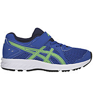 Asics Jolt 2 PS - scarpe running neutre - bambino, Light Blue/White