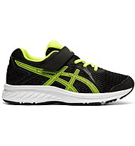 Asics Boys Jolt 2 PS Running Shoes Trainers Sneakers Yellow Sports Breathable