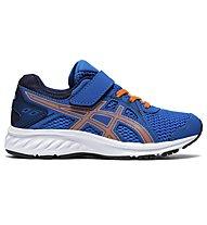 Asics Jolt 2 PS - scarpe da ginnastica - bambino, Blue/Orange