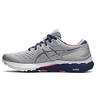 Asics Kayano 28 - scarpe running stabili - uomo, Grey/Blue/Red