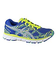Asics Lightplay 2 GS scarpa ginnastica bambino, Blue/Yellow
