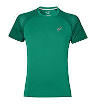 Asics Lite Show - maglia running - uomo, Green