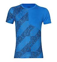 Asics Lite Show - Runningshirt - Herren, Blue