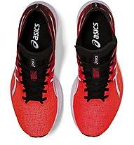 Asics Magic Speed - Wettkampflaufschuhe - Damen, Red/Black